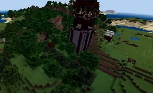 semillas de islas en Minecraft 2