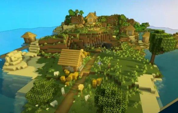 semillas de islas en Minecraft 5
