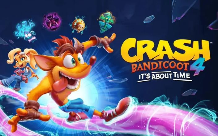 trofeos Crash Bandicoot 4 logros