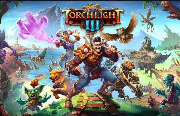 trofeos de Torchlight III