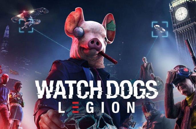 trofeos de Watch Dogs Legion logros