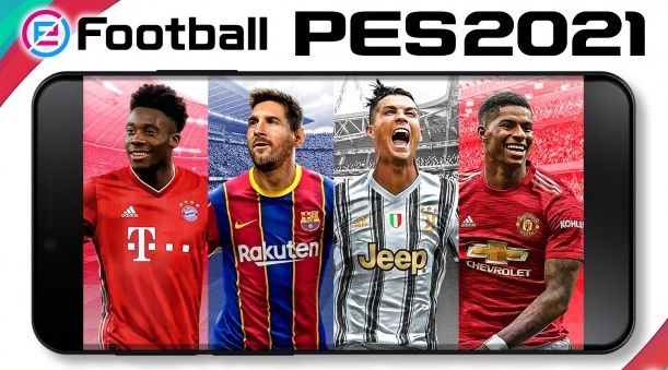 Astuces eFootball PES 2021 Mobile Guide