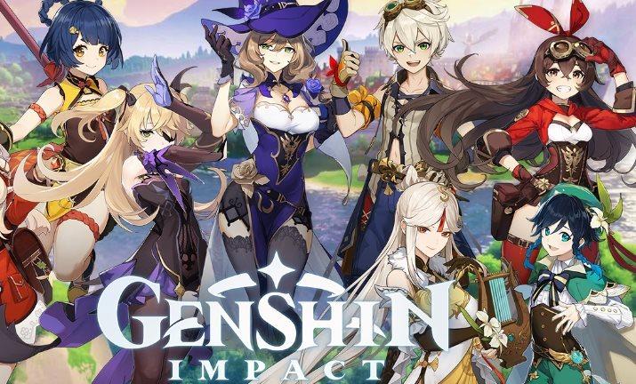 Primogemen in Genshin Impact
