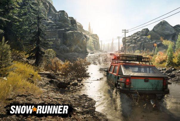 Snowrunner-Karten