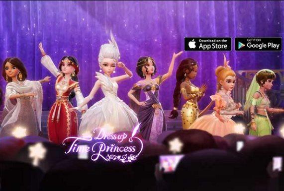 Trucos de Dress Up Time Princess guia