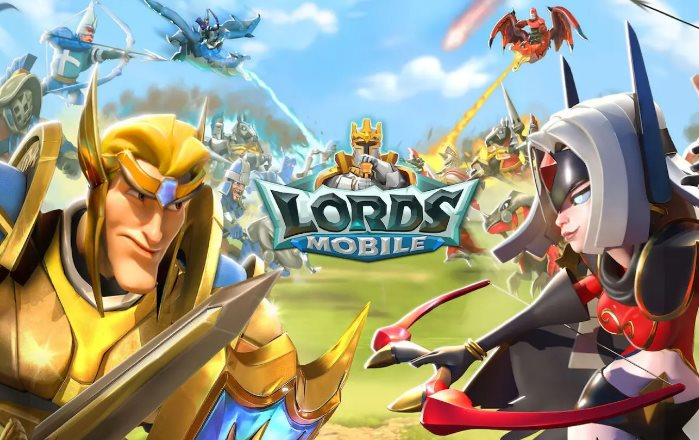 codes Lords Mobile prix gratuits