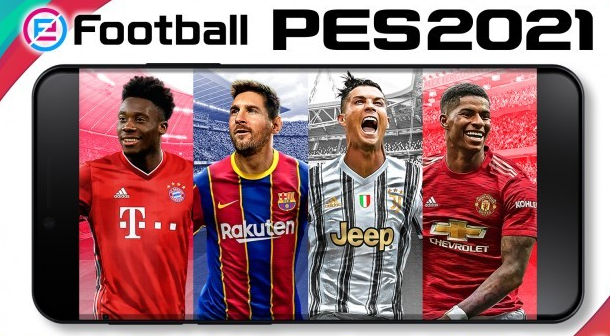 eFootball PES 2021 Mobile-Tricks