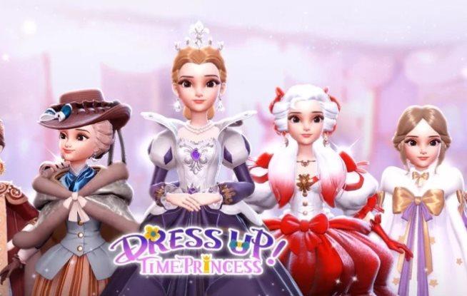 tricks Dress Up Time Princess-Tipps