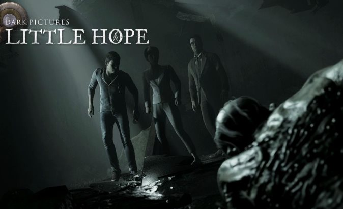 trofei di The Dark Pictures Little Hope
