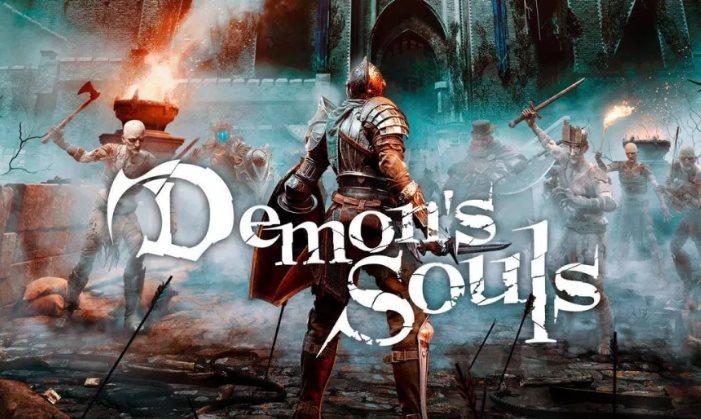 trofeos de Demon's Souls Remake logros