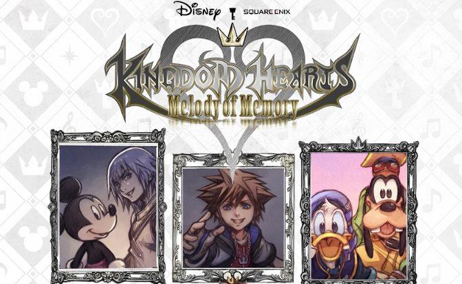 trophée Kingdom Hearts Melody of Memory