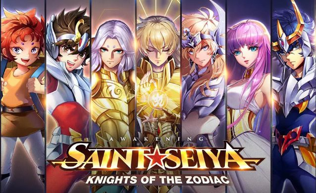 Saint Seiya Awakening-Codes freie Diamanten