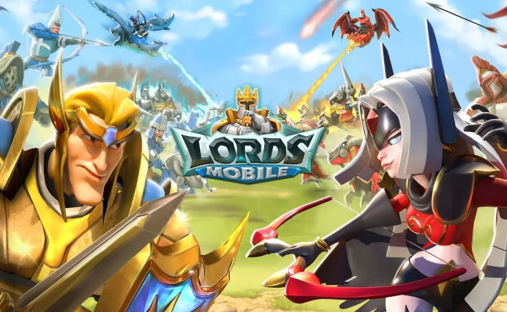 chasse aux monstres Lords Mobile