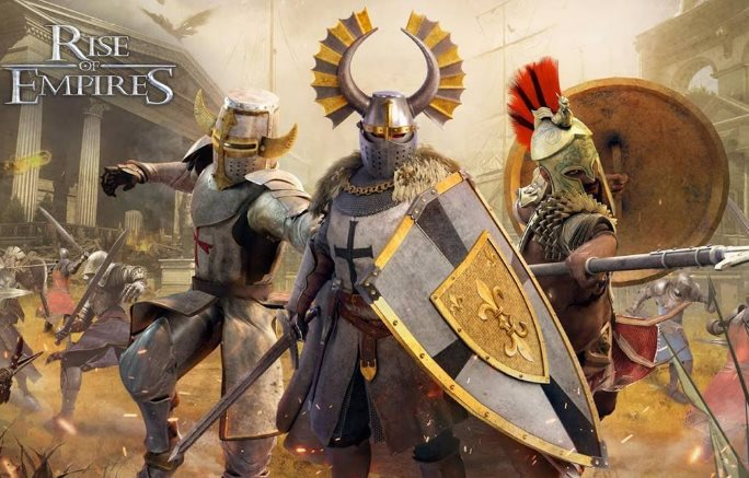 codes Rise of Empires