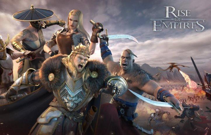 codici di Rise of Empires