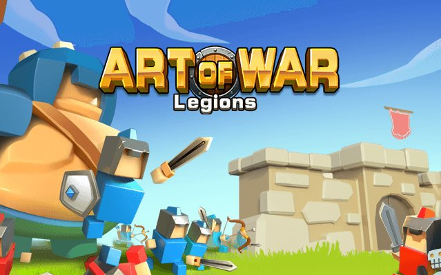 Art of War Legions betrügt