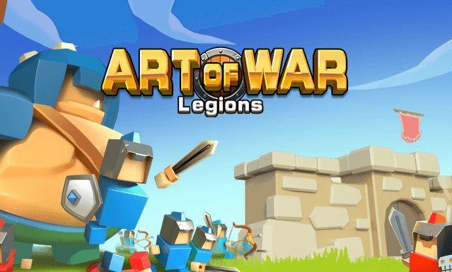 Astuces Art of War Legions
