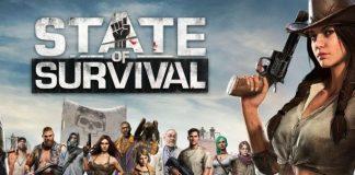 Liste der State of Survival-codes 2021