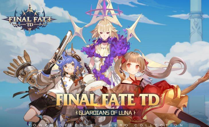 Liste des codes de Final Fate TD 2021