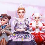 Romy und Julius führen in Dress Up Time Princess