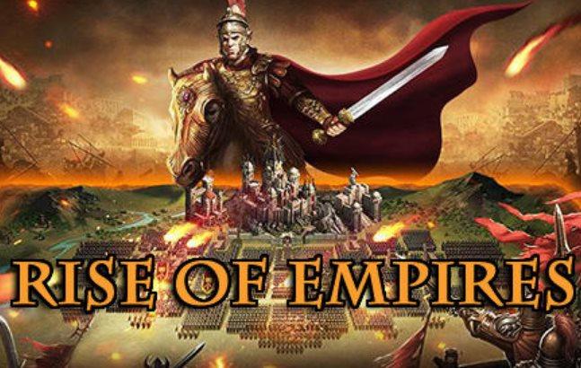 aggiornamento del castello in Rise of Empires
