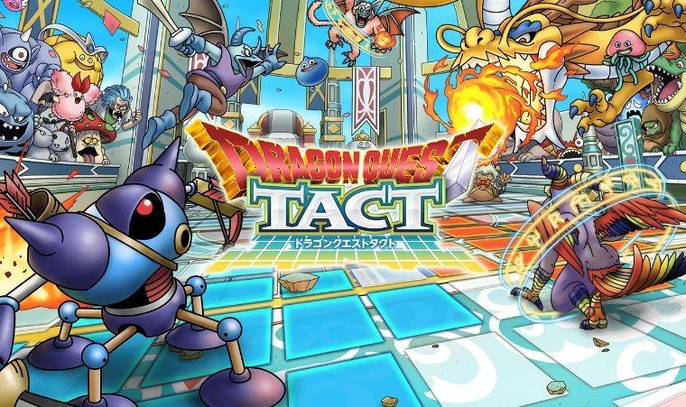 relance de Dragon Quest Tact