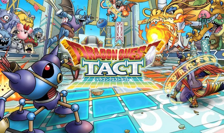 rilancio di Dragon Quest Tact ripetere