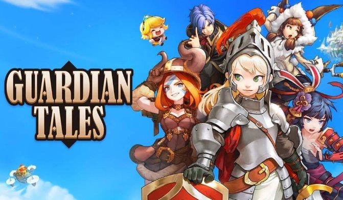 Besten Guardian Tales-Helden