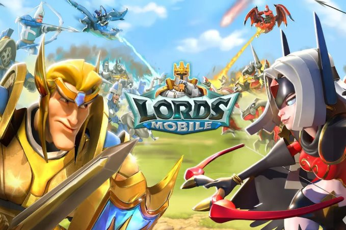 Lords Mobile codes