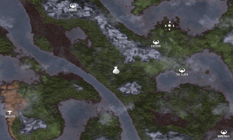 huevos de dragón en Valheim 2
