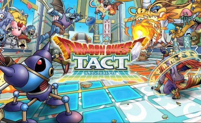 mejores líderes en Dragon Quest Tact