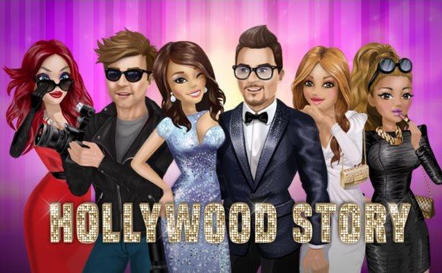 trucchi di Hollywood Story