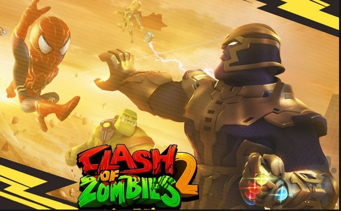Liste des codes Clash of Zombie 2