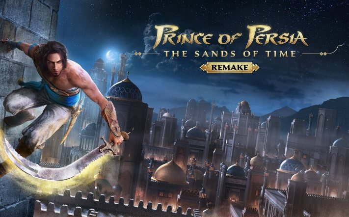 Trophäen Prince of Persia The Sands of Time Remake