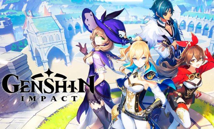 códigos de Primogemas gratis en Genshin Impact