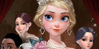 ombres de Londres dans Dress Up Time Princess