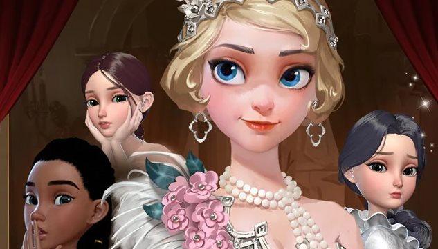 time princess pequeñas mujeres