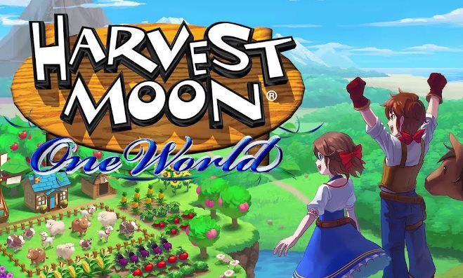 trophées Harvest Moon One World