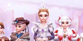 κατάλογος κωδικών Dress Up Time Princess