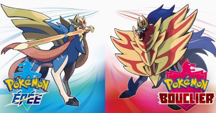 Codes Pokémon Epée et Bouclier