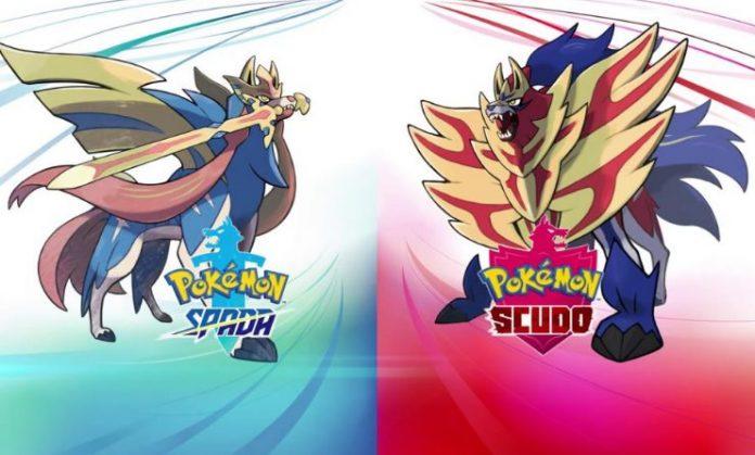 Codici di Pokémon Spada e Scudo