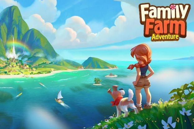 Guía de Family Farm Adventure trucos