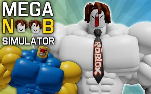codes Roblox Mega Noob Simulator prix gratuits