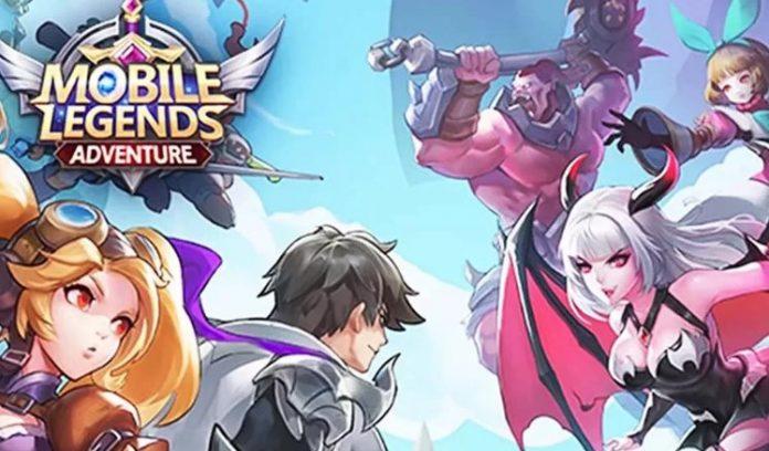códigos do Mobile Legends Adventure