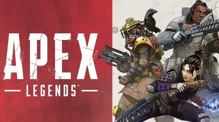 invitación en Apex Legends