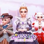 la détermination d'un serviteur dans Dress Up Time Princess