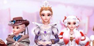lâmpada mágica em Dress Up Time Princess