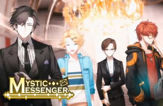 personajes de Mystic Messenger