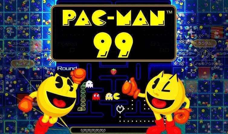 pieles en Pac-Man 99