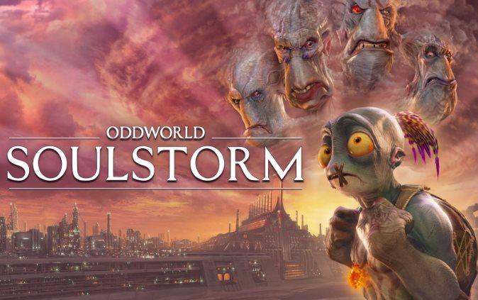 trofeos de Oddworld Soulstorm